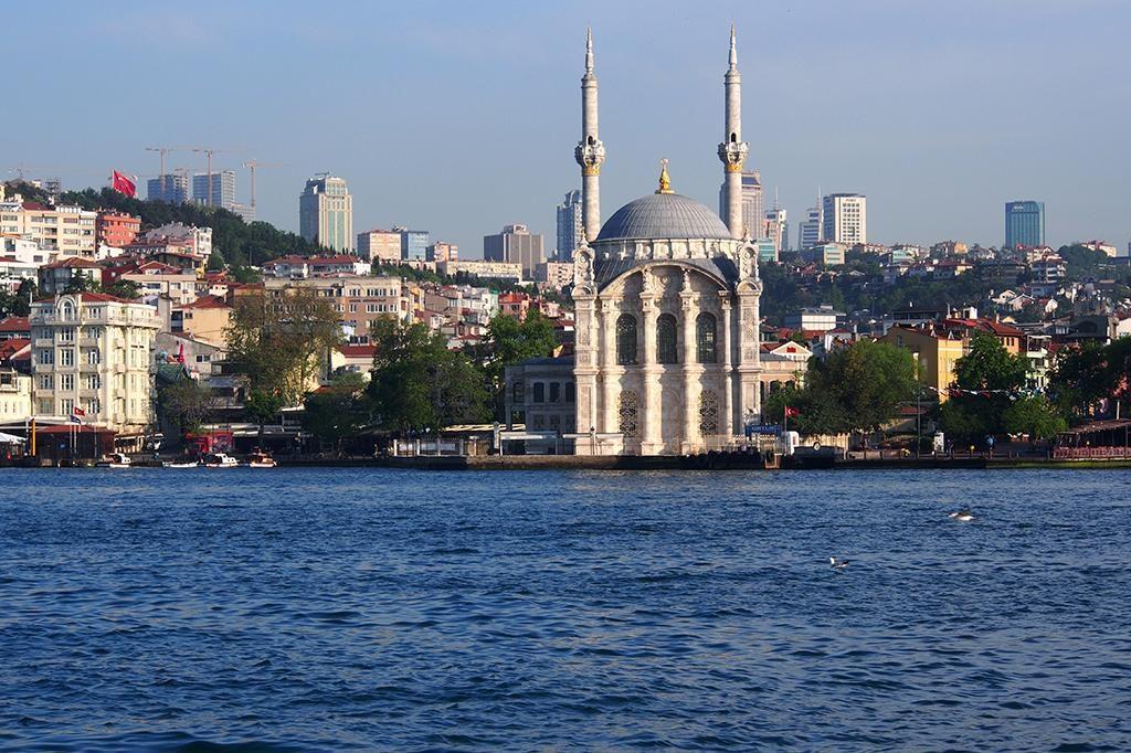 путешествие на яхте в Турцию фото