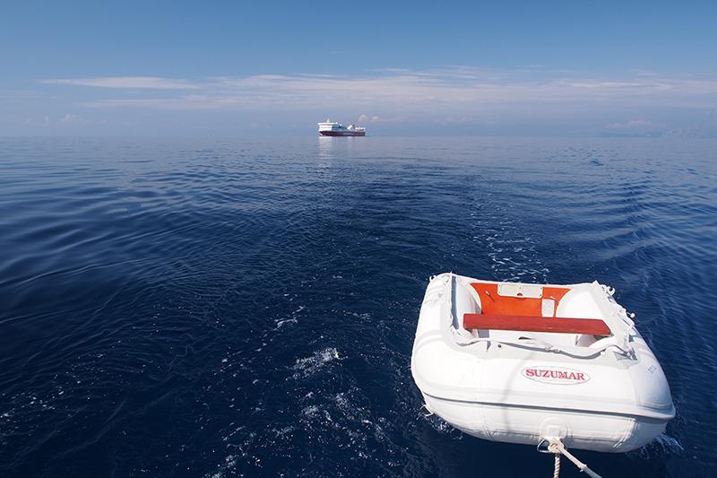 Путешествие на яхте на 7 дней фото тузик