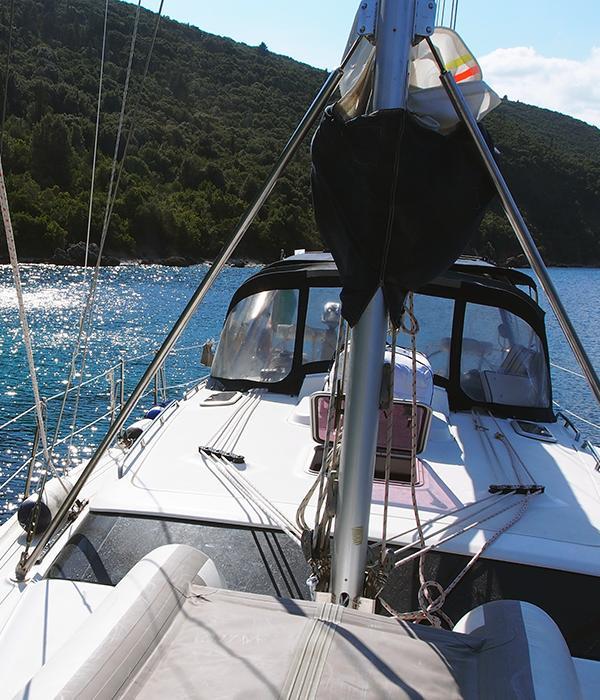 супер яхта в аренду в Болгарии большая фото